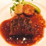 シェ・ブラウゼ - 牛ヒレ肉のグリル