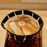 ラーメン考房 平成呈 - 海老花塩麺