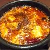 龍門 - 料理写真:石鍋陳麻婆豆腐