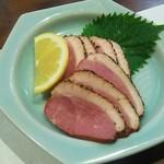 一粋 - 鴨肉スモーク