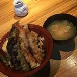 天ぷら海鮮米福 -