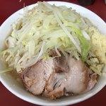 ラーメン二郎 - 料理写真:【2018.4.26】小ラーメン¥750+ブタ増し¥250