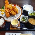 旬彩料理 小名浜 - 海鮮ミックスフライ