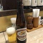 トミーナ - ビールはキリン