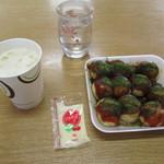 ドライブインかわら たこやき - 料理写真:フルセット♡
