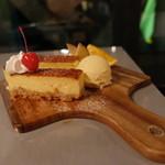 夜景とフォンデュ Bolero - ☆ベイクドチーズケーキ(*^。^*)☆