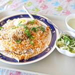 タージ レストラン - 料理写真:チキンプラオ¥800