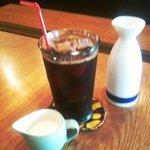 ヒンホイ - アイスコーヒー