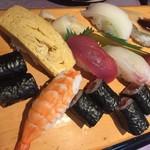 千鳥寿司 - 寿司¥1100