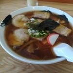 まるし - 料理写真:チャーシュー麺