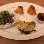 日月 - 料理写真:前菜