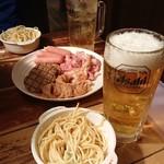 焼肉居酒屋 くまみちゃん  - 料理写真:90分飲み放題