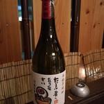 和らぎ - ドリンク写真:芋焼酎(鳥取産)