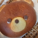 パンサク - 料理写真:くまパン