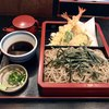 みやび - 料理写真:天ざる 1,100円