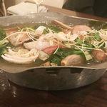 coci - 白身魚のタイハーブ蒸し