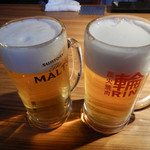 sumibidainingurin - ビール