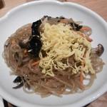 韓美膳 - 野菜チャプチェ