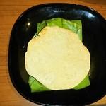 Apsara Restaurant & Bar - スリランカカレーバナナリーフ包み
