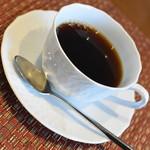 テンクウ - TENQOOビュッフェ&メインディッシュセット(3,700円)の『コーヒー』2018年4月