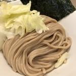 つけ麺 五ノ神製作所 - 海老つけ麺玉子入り