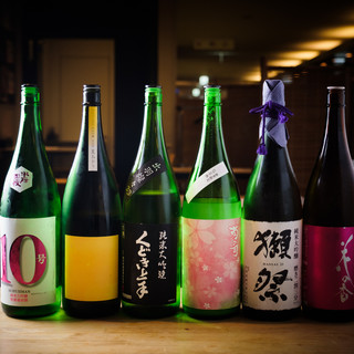 その時期とっておきの日本酒