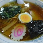 あずま食堂 - ラーメン(590円)