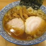 中華そば 笑歩 - 【二日目】中華そば(麺145g):730円