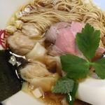 中華ソバ 俊麺製麺所 -