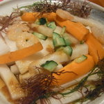 ナチュラルキッチン麹 - 南高梅の香りサラダ