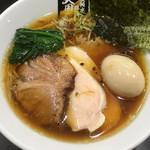 超純水採麺 天国屋 - 2018/4/29限定・神奈川淡麗ラーメン(醤油・特)(1000円)