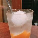 臥薪 炉 - 国産レモンサワーも飲みました(^◇^;)