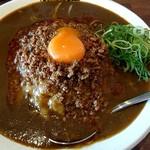 元祖台湾カレー - チーズイン台湾カレー(940円)