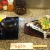 なるとや - 料理写真:牛焼きしゃぶ定食