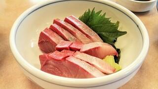 びんび家 - ハマチ刺身定食
