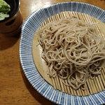 ももん - 料理写真:ざる蕎麦800円