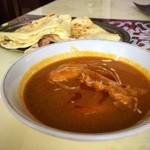 Ashoka - チキンカレー&チーズナン