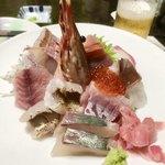 食楽キッチン - 「海鮮丼」(1700円)