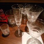 8497689 - バカラの豪華グラス