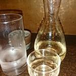 設楽 - 1804まずはお酒