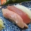 武寿司 - 料理写真:上寿司2000円の大トロ・マグロ・剣先烏賊
