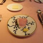 レストラン ドンピエール - 初めのセッティング