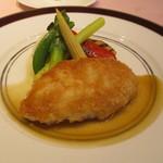 レストラン ドンピエール - 魚料理