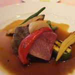 レストラン ドンピエール - 肉料理