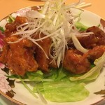 祥瑞楼 - 若鶏特製ソース(¥980)