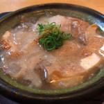 いっ木 - 料理写真:猪肉の小鍋立