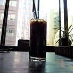 アメニテ ギンザ - アイスコーヒー