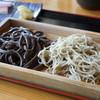 あさ沼 - 料理写真:合い盛り蕎麦