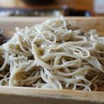 あさ沼 - せいろ蕎麦