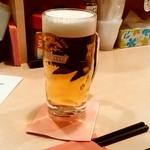 84978221 - 寿庵@みろく横丁 生ビール